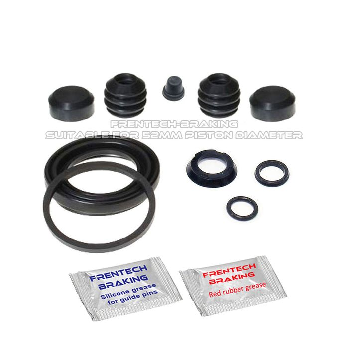 Bosch Ford Transit 2006-2015 Front brake caliper repair kit seals B48094AA