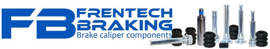 Vented Disc Renault Clio MK2 Front brake caliper guide slider pin kits S7299-2