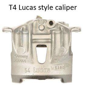 VW TOURAN 2003-2015 REAR BRAKE CALIPER SLIDER PINS BOLTS GUIDE KIT BCF1355BS