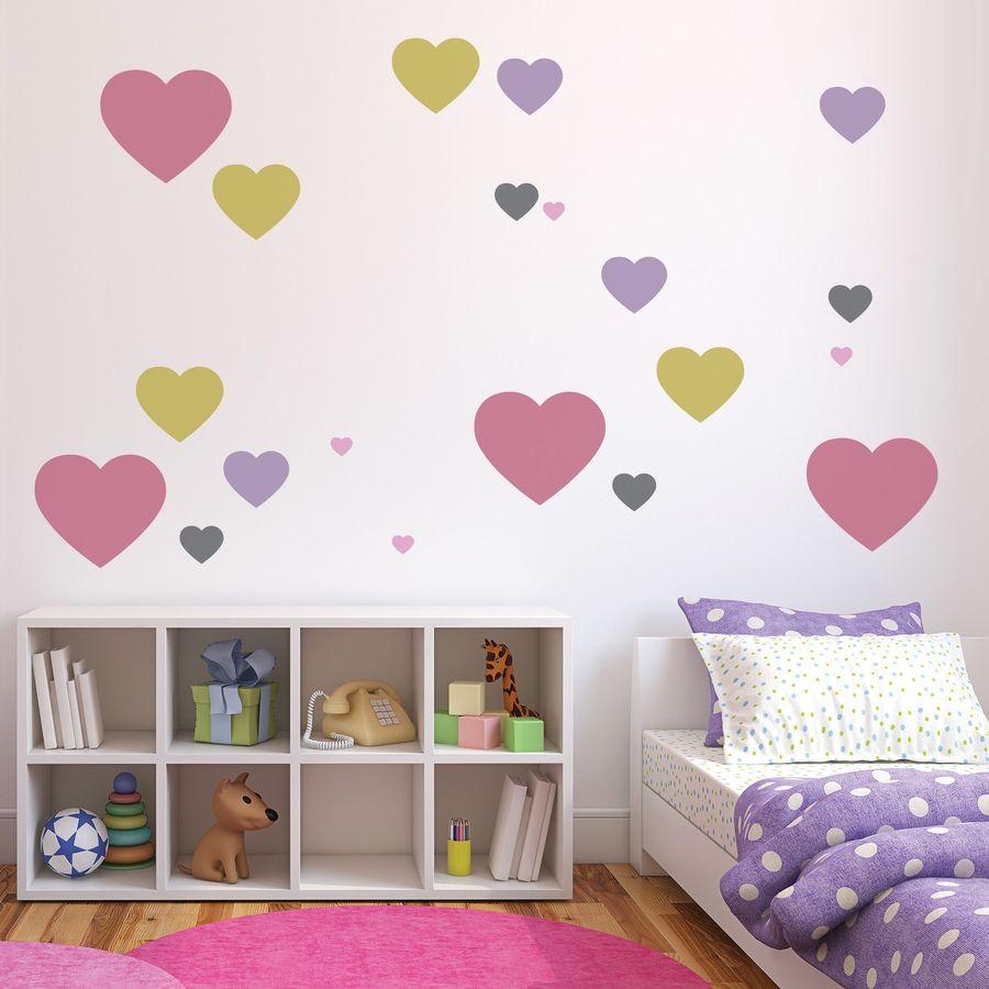 5 pcs Reusable Plastic Stencils //// Cloud //// 13.4 to 3.5 //// Kids Room Decor //// Nursery Template