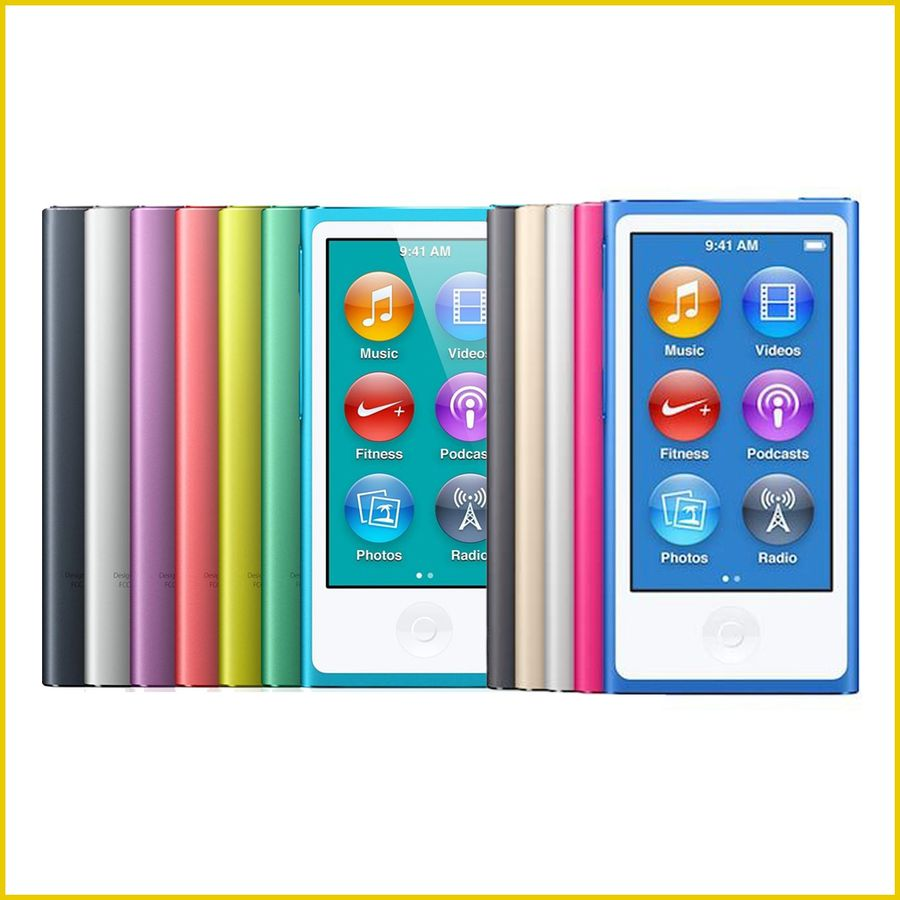 new apple ipod nano 7th or 8th generation 16gb choose. Black Bedroom Furniture Sets. Home Design Ideas
