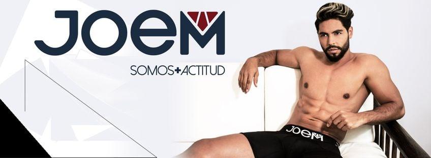 Joem Premium Boxer Briefs Sports Underwear For Men Comfortable Moisture-Wicking
