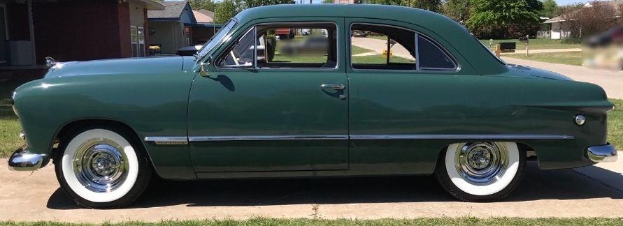 1949 1950 49 50 Ford Shoebox Turn Signal Canceler Cam for Steering Wheel