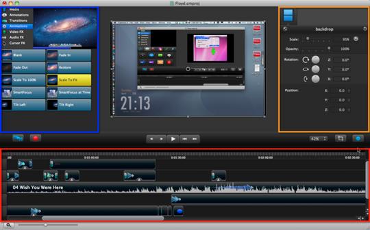 camtasia studio 8 video tutorials