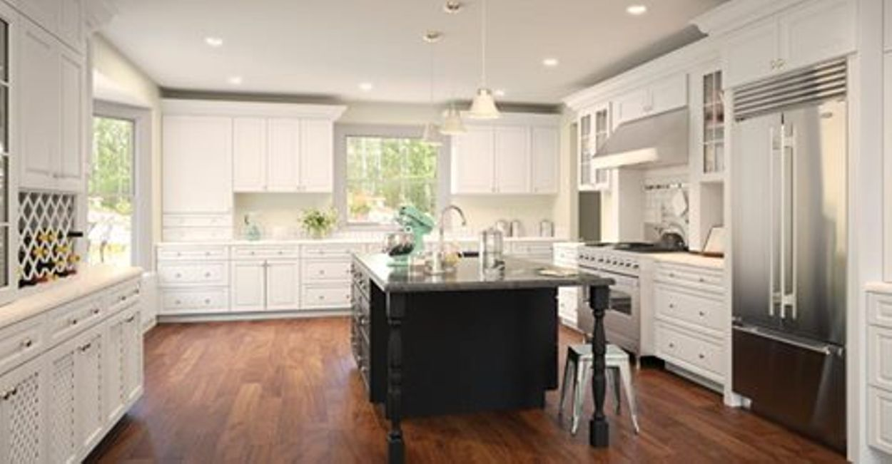 Ecowood Kitchen Cabinets Springfield Grey All Wood Sale Ewsp6 Ebay