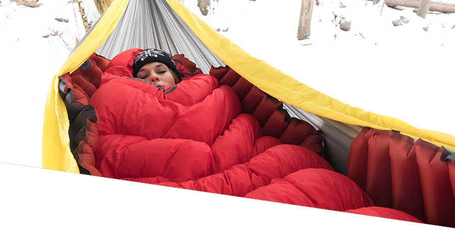 Klymit Insulated Hammock V Sleeping Camping Pad For
