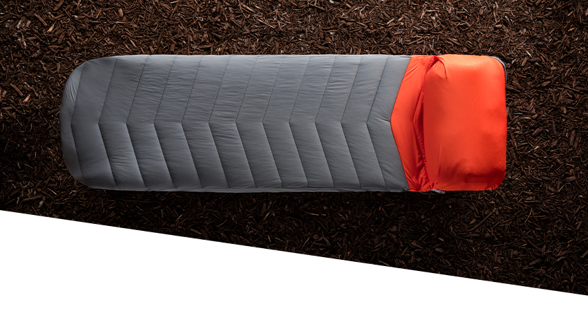 Klymit Quilted V Sheet Red//grey 13ICORSVC for sale online