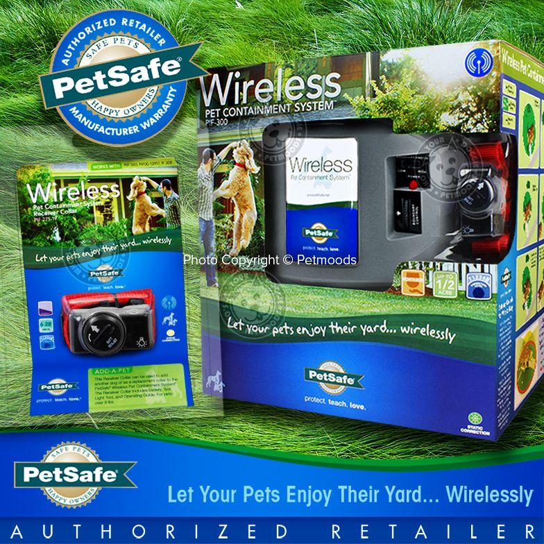 Petsafe Instant Portable Pet Fence Wireless 2 Dog Pif 275