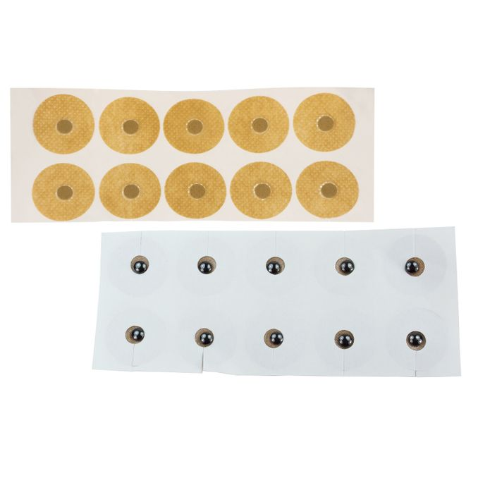 Acupressure Magnetic Therapy Patches - 1200 Gauss Extra ...
