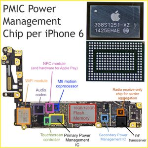Apple Switching to In-House Power, management, chips for 2018