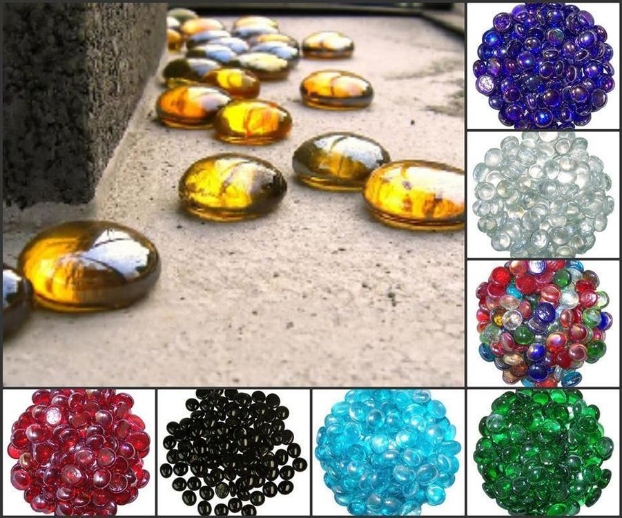 Numeracy Aid Counting Colours Weighing Sorting Teaching STONED® Glass Pebbles
