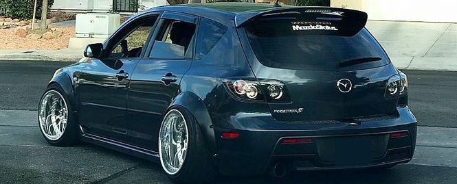 Mazda 3 fender flares jdm classic wide body kit for mazdaspeed3 35 schematic publicscrutiny Images