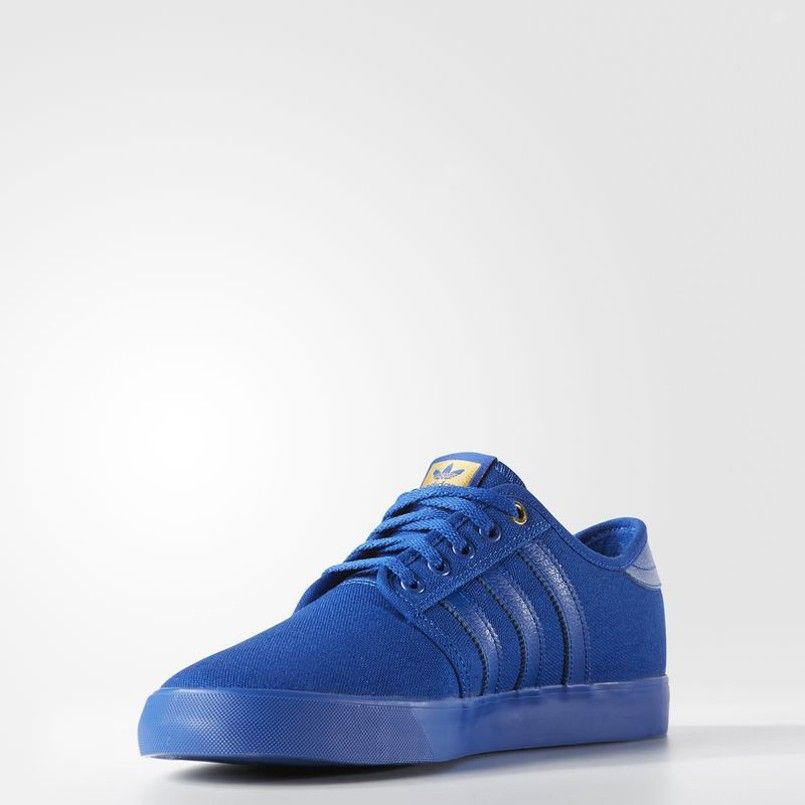 Sneakers Seeley Shoes Casual Canvas Blue Adidas Athletic About B27347 Details CdxQthsr