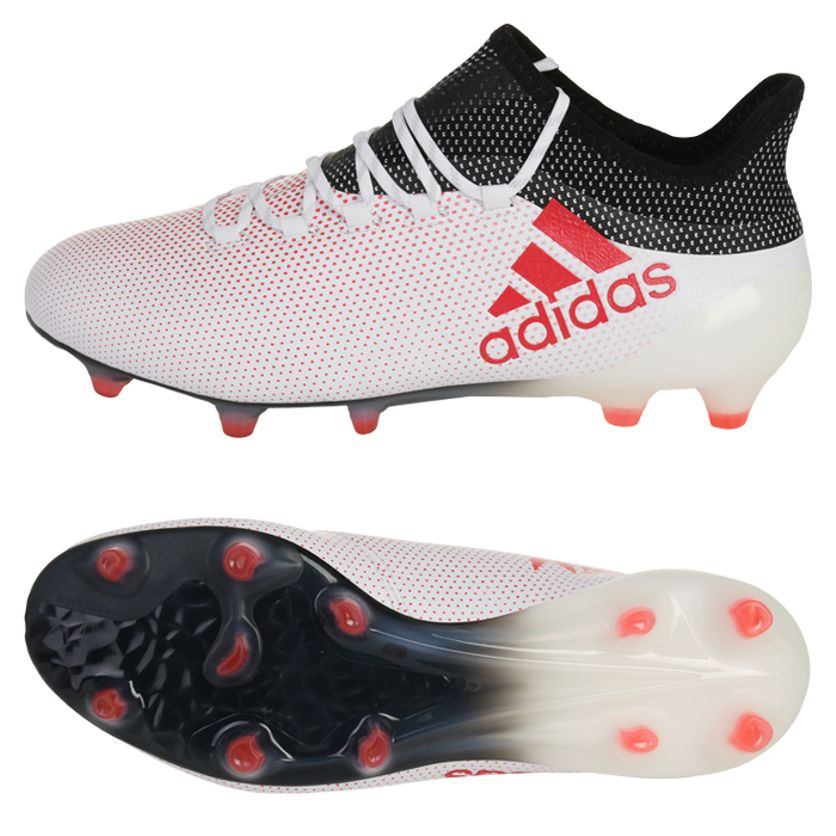 premium selection c7268 39fac Details about Adidas X 17.1 FG (CP9161) Soccer Cleats Football Shoes Boots