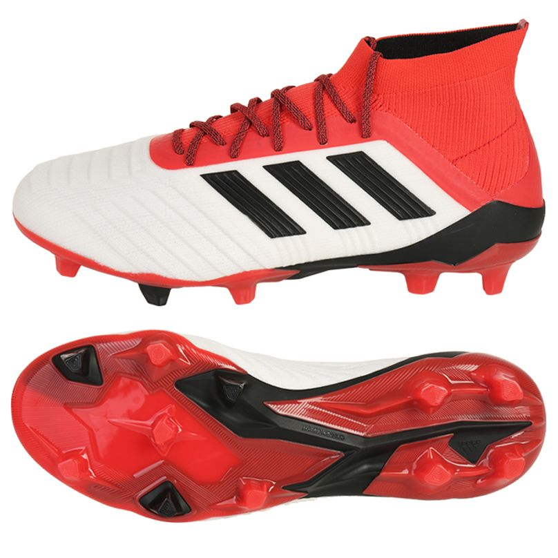 Details about Adidas Predator 18.1 FG (CM7410) Soccer Cleats Football Shoes Boots