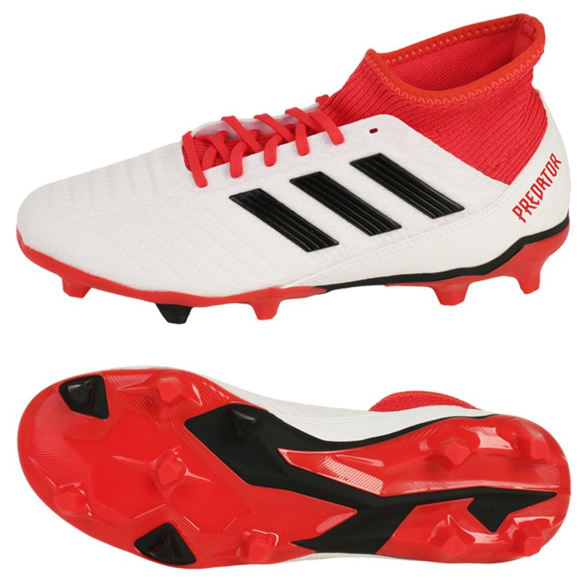 9f3b69ec3 Details about Adidas Predator 18.3 FG (CM7667) Soccer Cleats Football Shoes  Boots