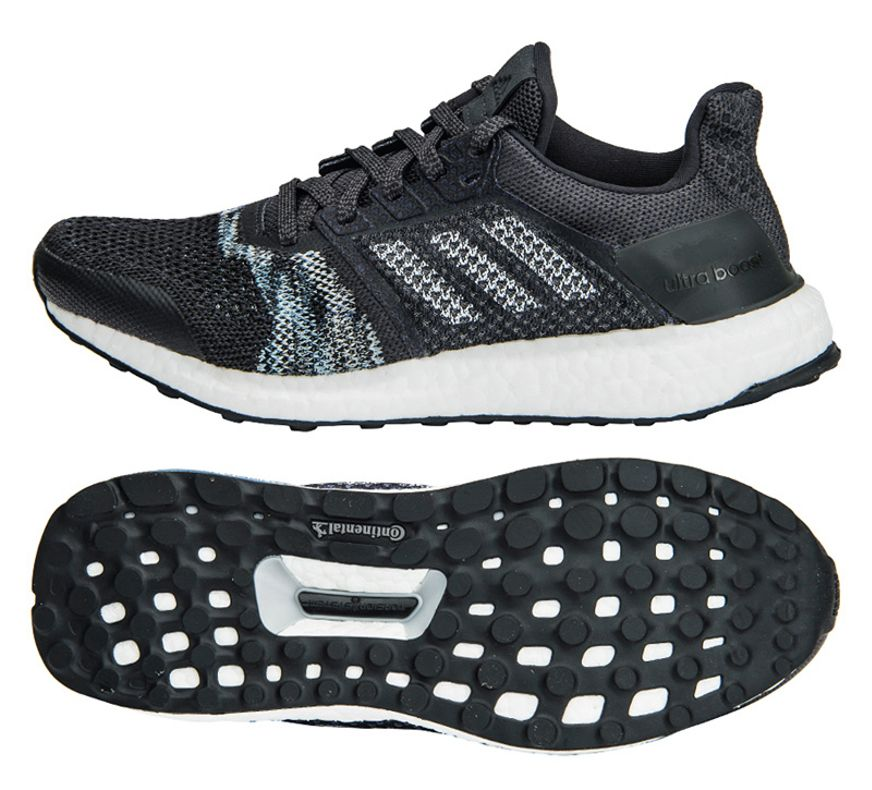 online store 8542f a86f1 Details about Adidas Ultra Boost ST (CQ2144) Running Shoes Athletic  Sneakers Trainers