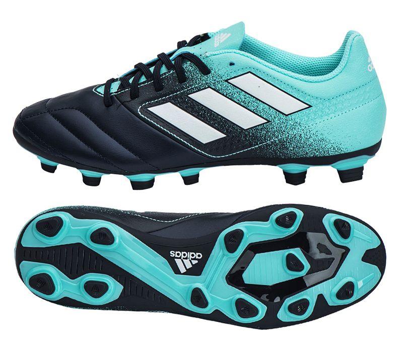 Adidas ACE 17.4 FxG (S77093) Soccer Cleats Football Shoes Boots  84e5caec3e3b6