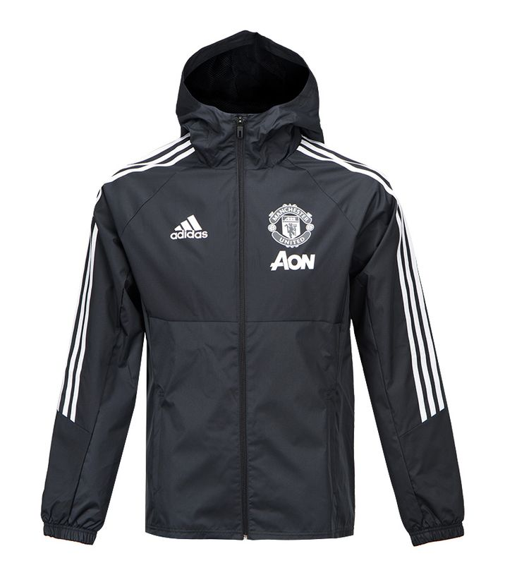 Adidas Retro Man United Hoodie Mint Condition For Sale in