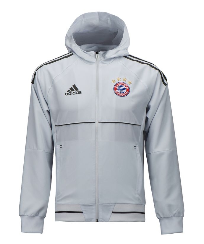 Authentic Adidas FC BAYERN MUNCHEN Track Jacket Mens Size
