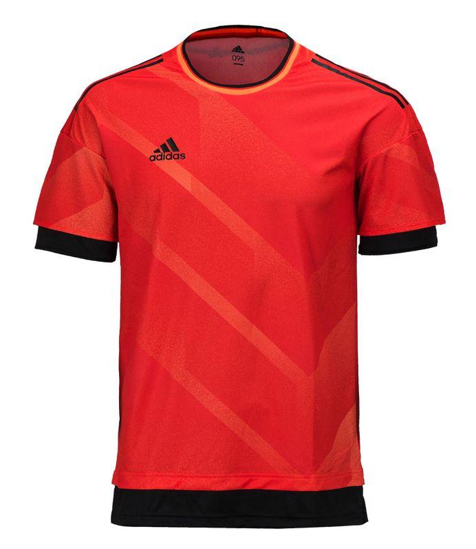 Adidas Tango Cage S//S Jersey AZ9741 Soccer Football Training Gym Top T-Shirts