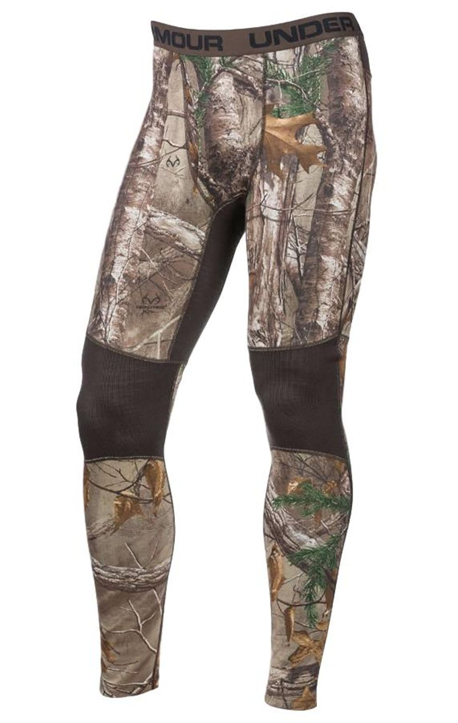 4838872507bf71 Details about Under Armour Men's UA ColdGear Mid Season Reversible Wool  Hunting Leggings - NWT