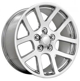 oe replica 107c 20 inch 20x9 dodge ram srt 10 chrome wheels rims Dodge Ram 1500 Diesel Engine 4