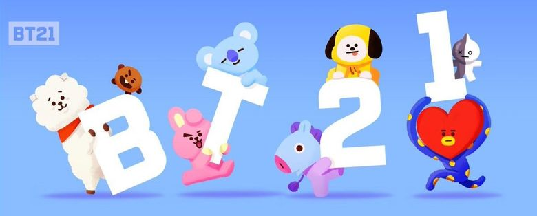 Official Bt21 Grip Tok Stand Holder Magnetic Mount Kpop Bangtan Boys