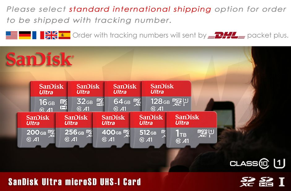 SanDisk Ultra 128GB MicroSDXC Verified for Micromax Canvas Elanza 2 by SanFlash 100MBs A1 U1 C10 Works with SanDisk