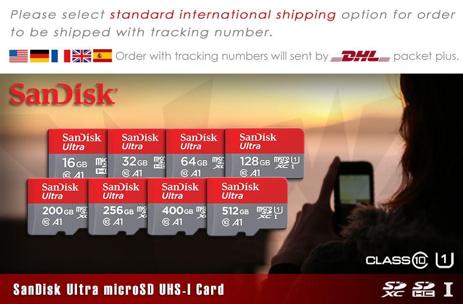 SanDisk Ultra 128GB MicroSDXC Verified for Lenovo Vibe K5 by SanFlash 100MBs A1 U1 C10 Works with SanDisk