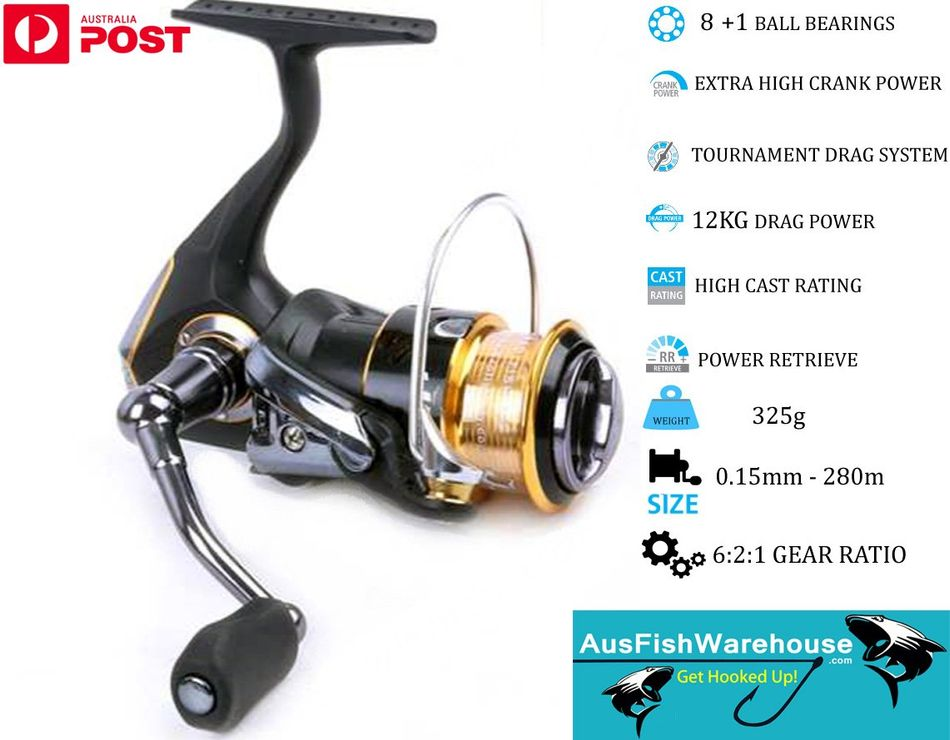 80947e3ecdc76 Fishing Reel 3000 Size. Best Value Spin Reels