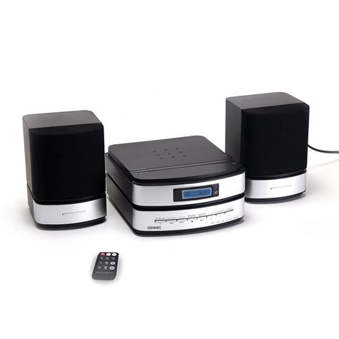 Duronic Micro Hi Fi Rcd144 Cd Audio System Player