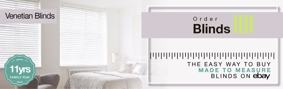 Details About White Gloss Wood Venetian Blind 50mm Slats Made To Measure Wood Blind