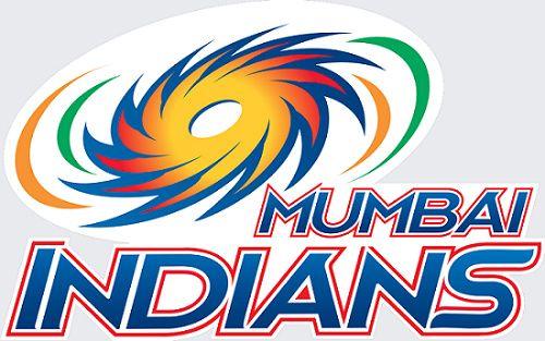 mumbai india ipl team logo
