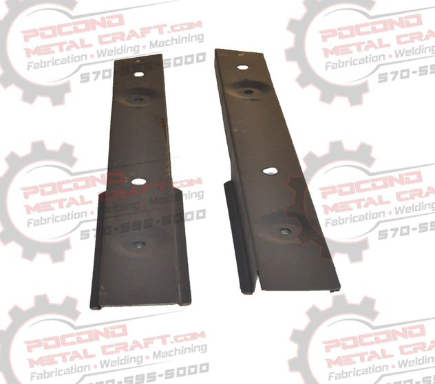 Jeep Rust Repair Panels: Extended Body Mount Middle Jeep Wrangler TJ 97-06 Tub Rust