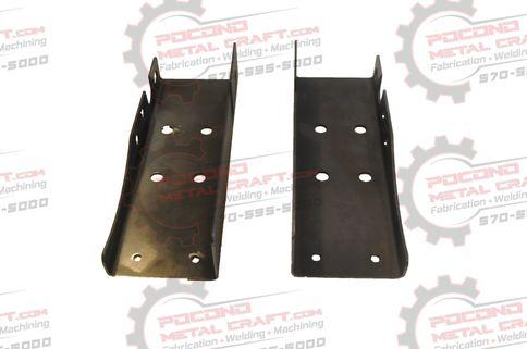 Rear Frame Repair Section Set for Ford Ranger 1998-2003 LH RH Driver ...