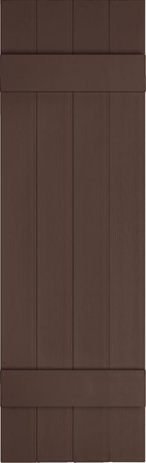 Color Samples For Raised Panel Louver Board N Batten