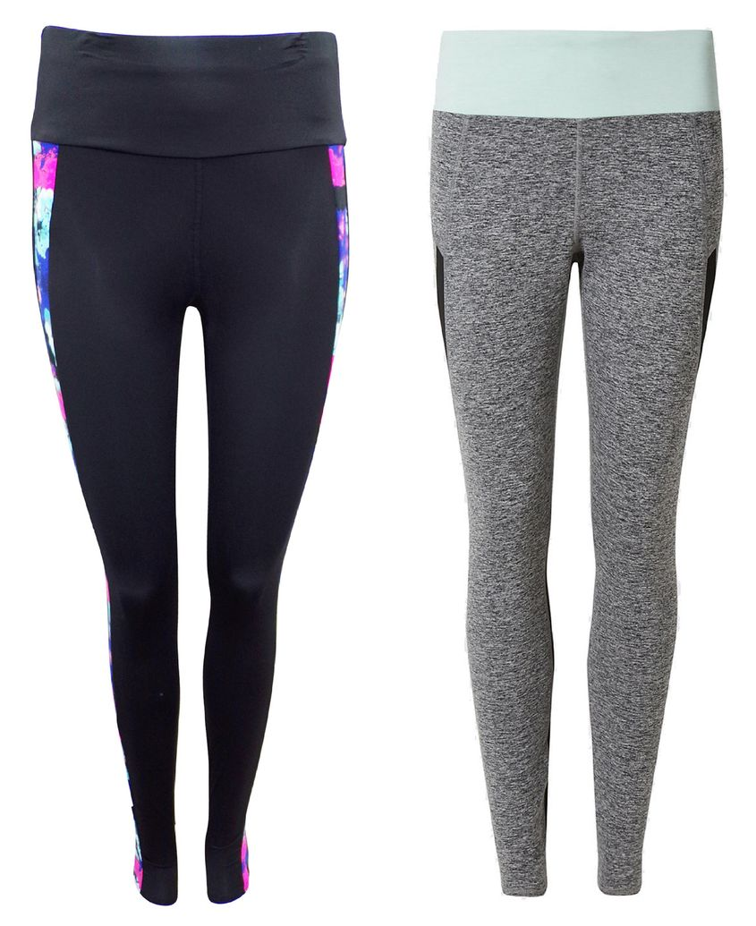 Ladies Ex- Marks And Spencer M&S Sports Fitness Running