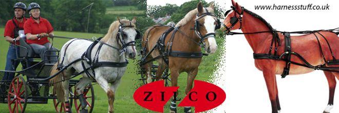 Zilco Tedex Tedman Driving Harness Belly Band