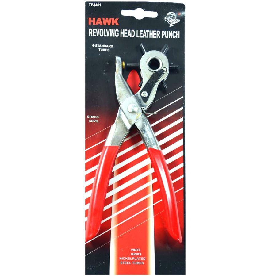 Hawk TP4402 Leather Hole Punch