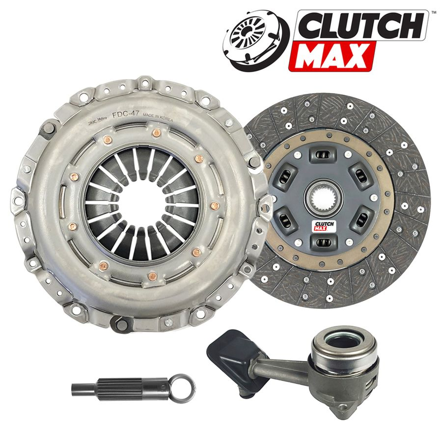 CM STAGE 2 CLUTCH KIT and SLAVE for 2000-2004 FORD FOCUS 2.0L DOHC LX SE ZTS ZX3
