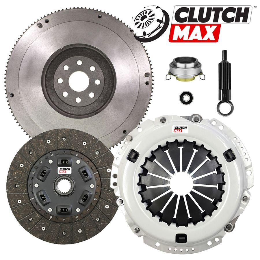 Clutch Kit Works With Toyota Pickup 4Runner T100 Sr5 Dlx Base Cab Pickup 2-Door 1988-1995 3.0L V6 SOHC 2WD; 4WD