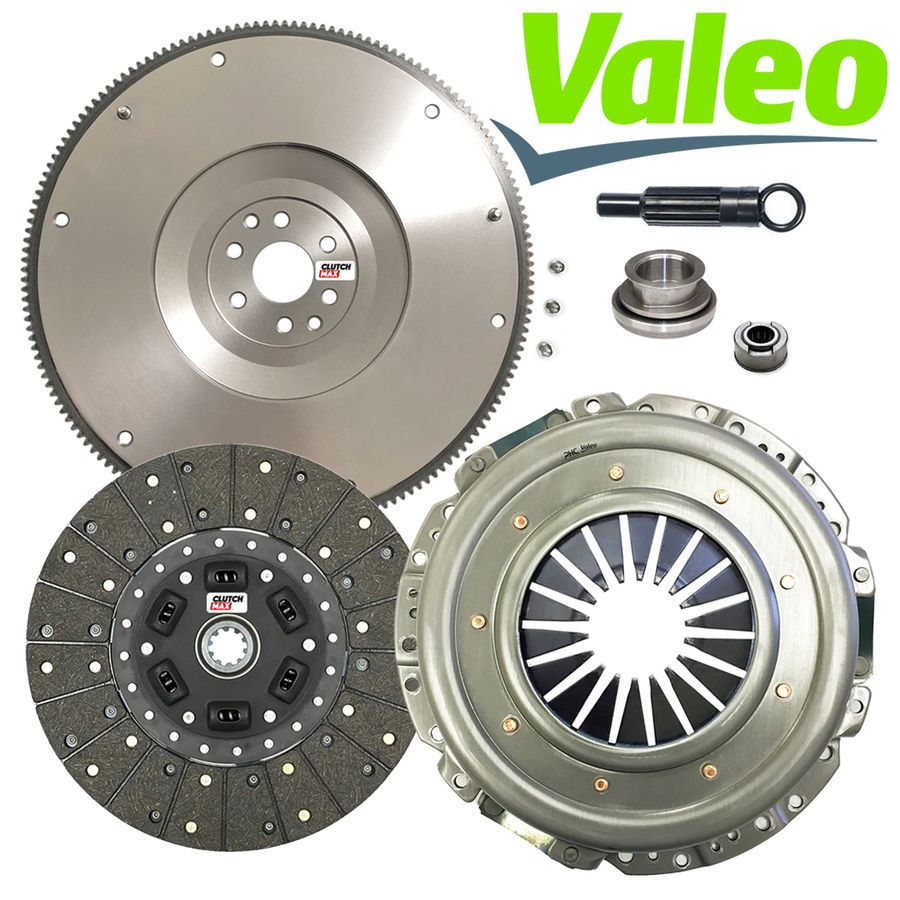 EFT STAGE 2 HD CARBON KEVLAR CLUTCH DISC WORKS WITH 86-01FORD MUSTANG COBRA SVT 4.6L 5.0L V8