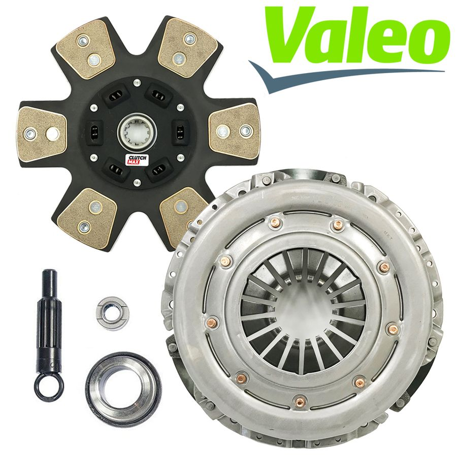 CM STAGE 2 RACING CLUTCH KIT for 5.0L 4.6L 86-01 FORD MUSTANG 93-98 SVT COBRA