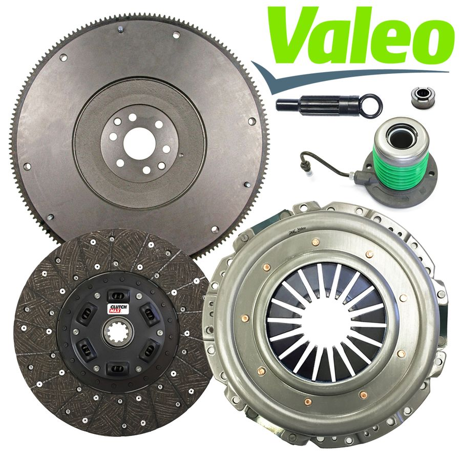 "FX STAGE 2 HD CLUTCH KIT FORD 10.5/"" KING COBRA 5.0L 302/"" 4.6L 281/"""