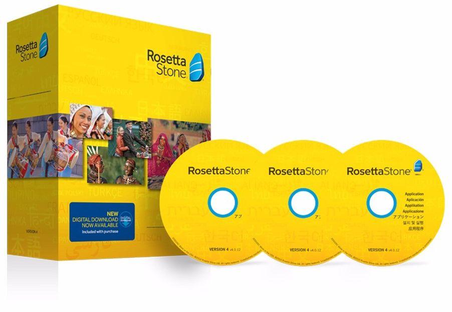 Rosetta Stone 174 Learn Irish 1 2 Amp 3 Cd Set Digital